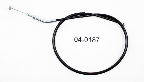 Motion Pro Decompression Cable Black #04-0187 fits Suzuki