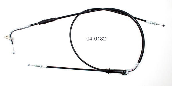 Motion Pro Throttle Cable Black for Suzuki VS1400GLP