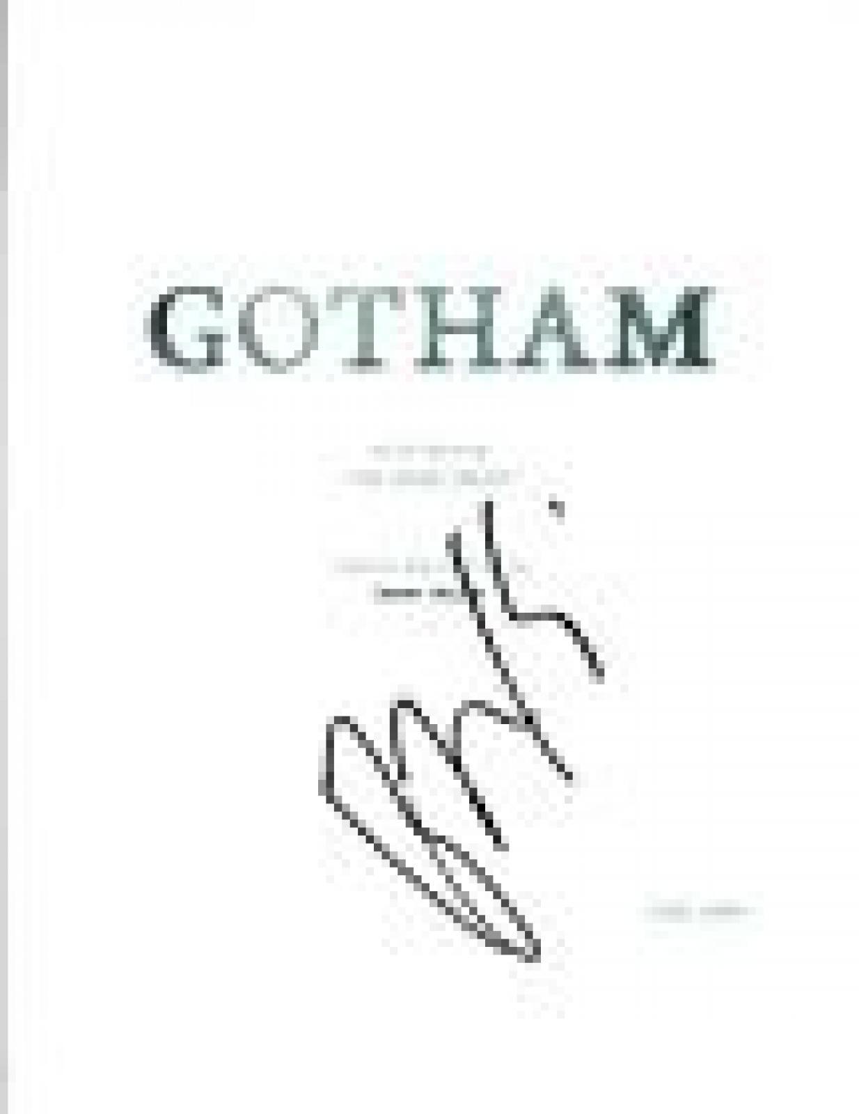 Ben McKenzie Signed Autographed GOTHAM Pilot Episode