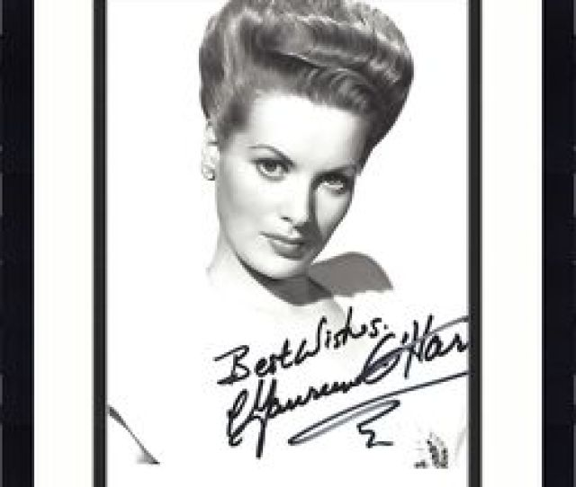 Maureen Ohara Best Known For Role As Doris Walker In The 1947 Movie Miracle On 34th Street