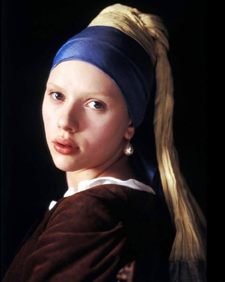 藝術解謎 維梅爾《戴珍珠耳環的少女》並不只是少女? - 非池中藝術網
