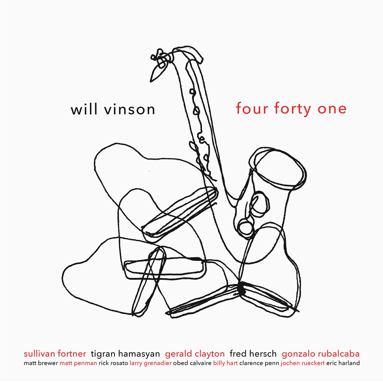Pre-order Will Vinson's four forty one ft. Sullivan
