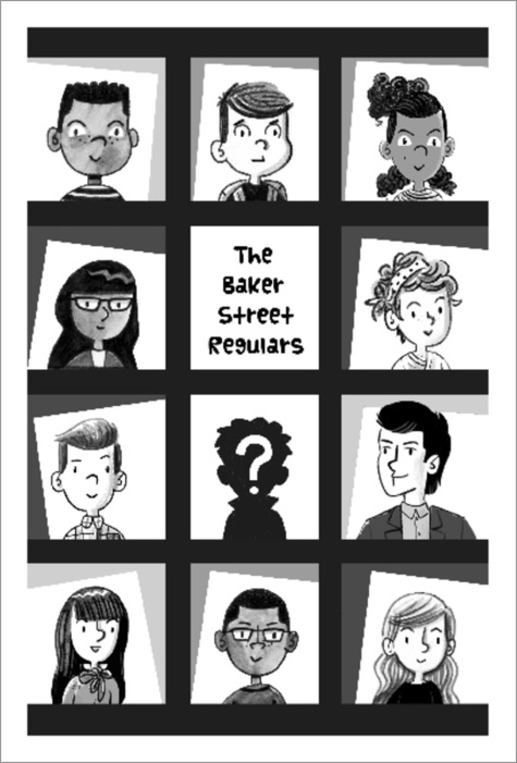 Baker Street Academy Sherlock Holmes And The Disappearing