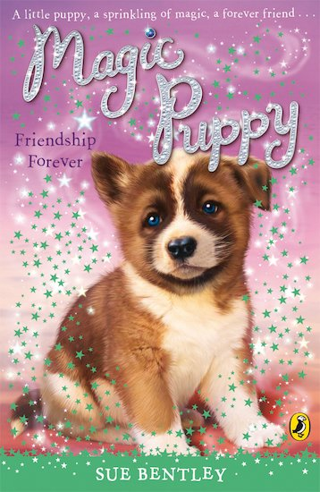 magic puppy friendship forever