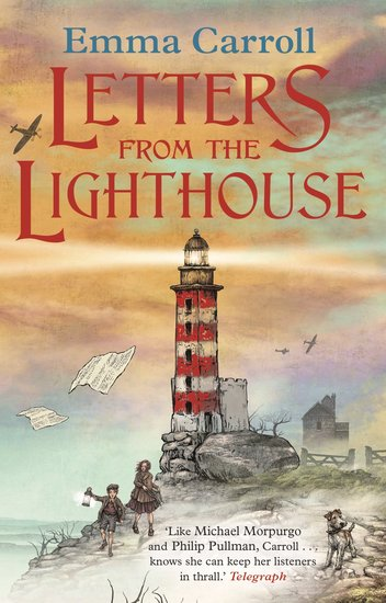 Letters from the Lighthouse  Scholastic Shop