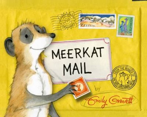 Meerkat Mail  Scholastic Shop