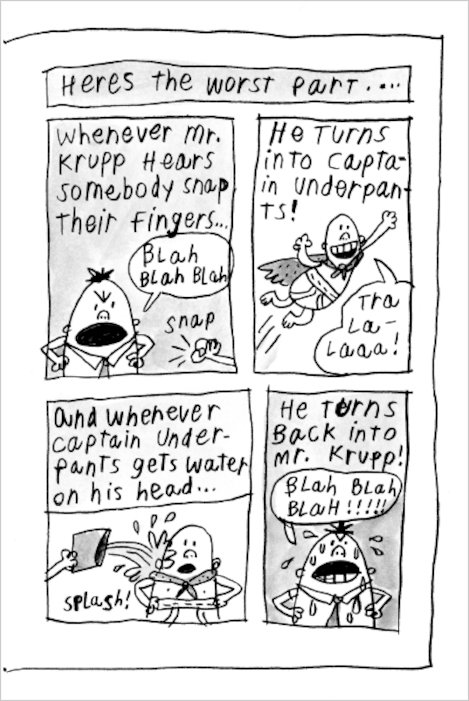Captain Underpants #9: Captain Underpants and the