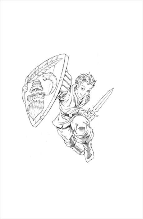 Beast Quest Special #9: Grashkor the Beast Guard