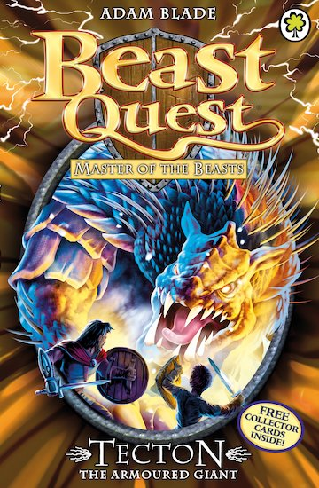 Beast Quest Series 10 Tecton The Armoured Giant Scholastic Shop