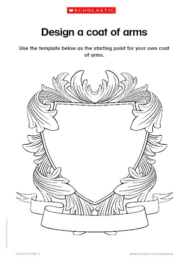 Design a coat of arms
