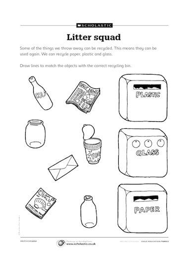 Litter squad