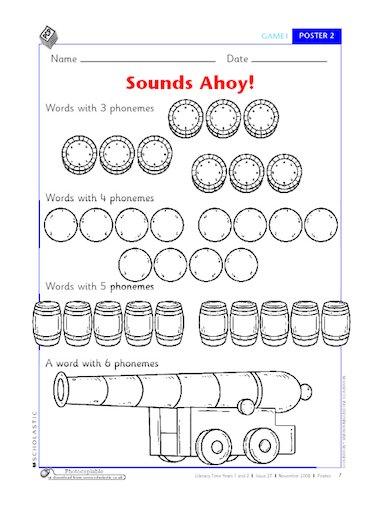 Sounds Ahoy!