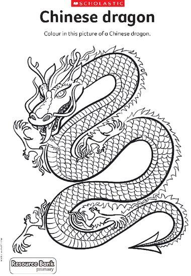chinese dragon primary ks1