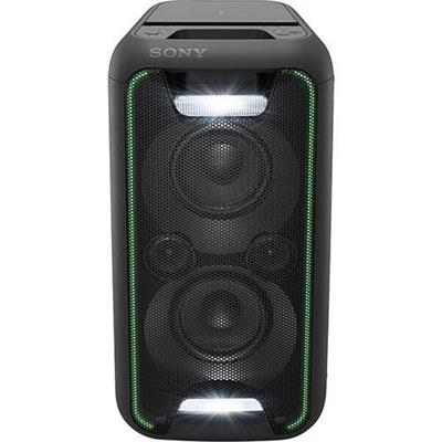 Mini System Sony BT GTK-XB5 Display com LED Colorido Bluetooth Bivolt Preto - Mini System Sony BT GTK-XB5 Display com LED Colorido Bluetooth ...