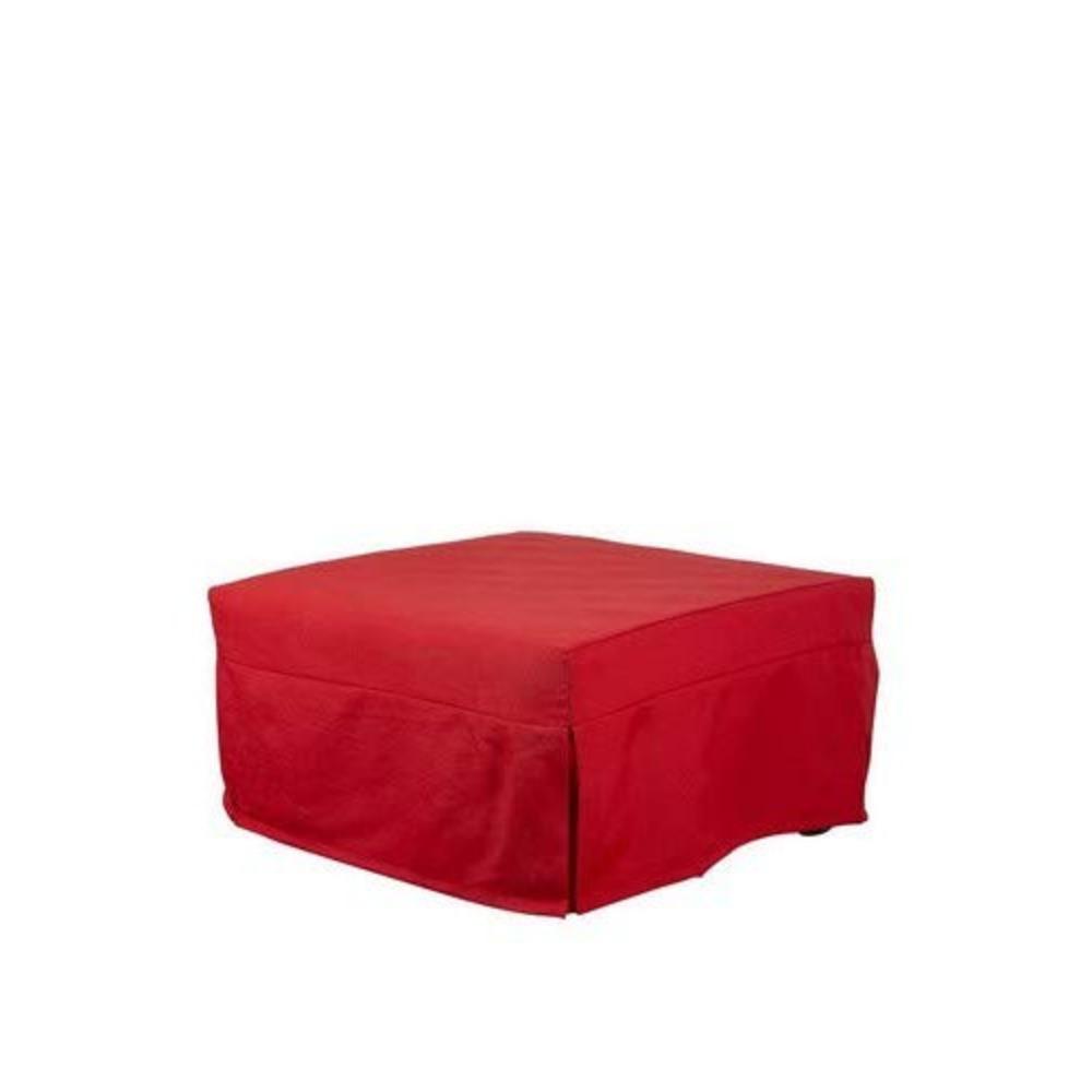 KESTILE Pouf Letto Evolution B1 Rosso  shop online su Brico io