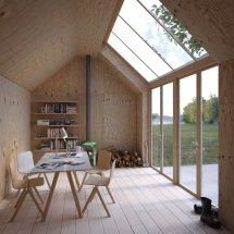 Much With 270 Square Feet - Dwell
