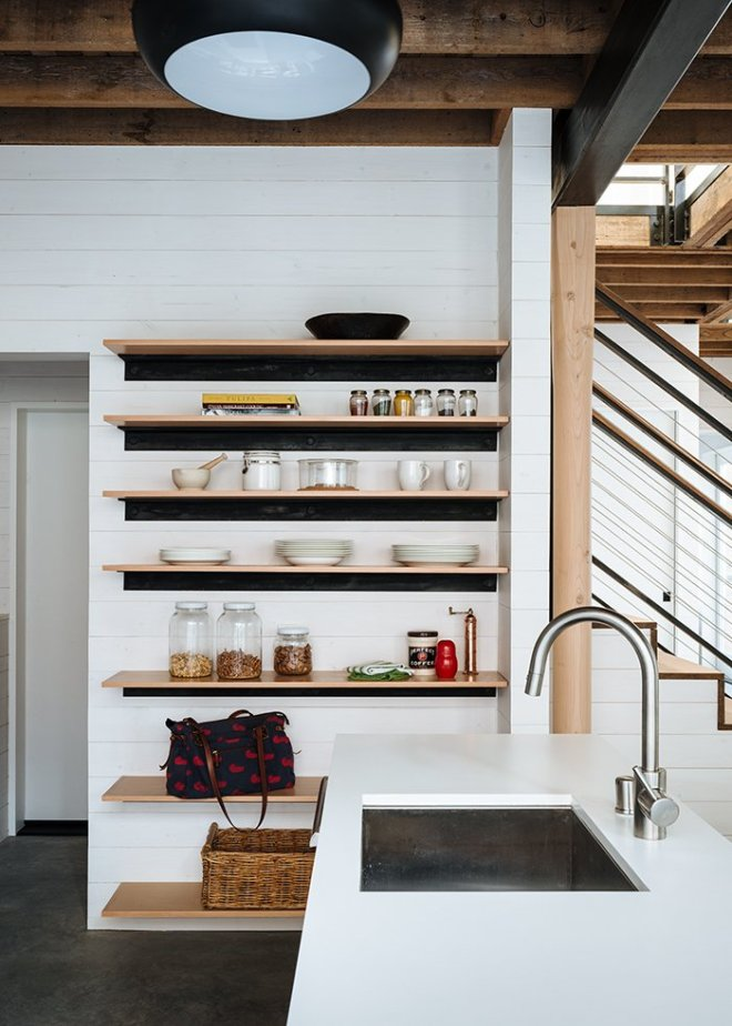 """How to Make Your Tiny Kitchen Feel Huge in 6 Easy Steps - Photo 8 of 10 - <span style=""""color: rgb(204, 204, 204); font-size: 13px;"""">Photo by Joe Fletcher</span>"""