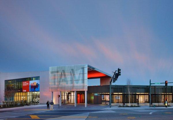 Olson Kundig-designed Wing Opens Tacoma Art Museum