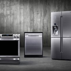 New Kitchen Appliances Cabinet Replacement Samsung 39s Are Chef Tested
