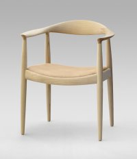 Photo 2 of 9 in 8 Iconic Chairs by Hans Wegner - Dwell