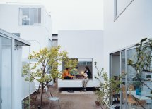 Japanese Homes Dwell Intelligent Urban Prefabs