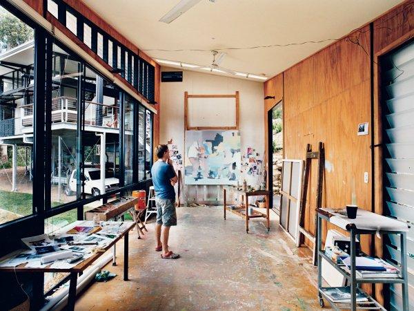 Home Art Studio Design Ideas