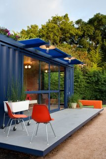 Dwell - Shipping Containers
