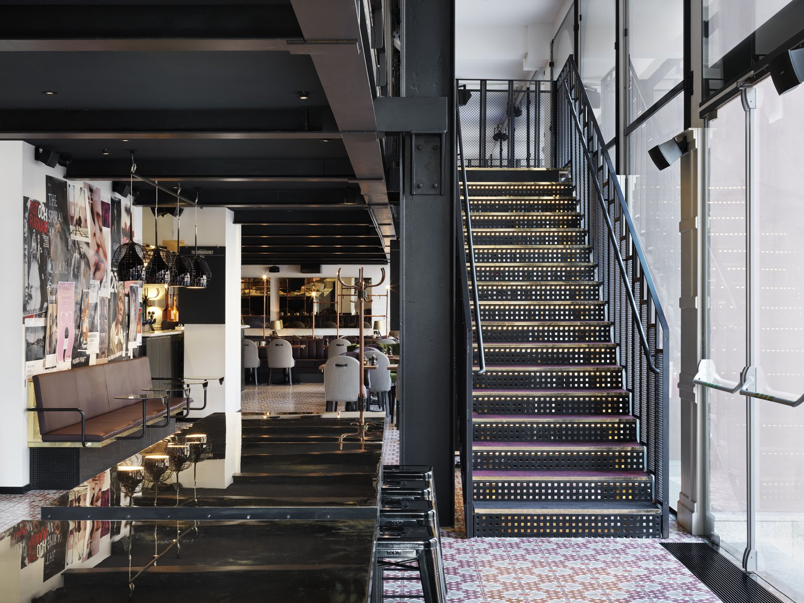 The Scandic Grand Central Stockholm  Dwell