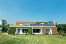 Modern Green Concept House In South Korea - Dwell