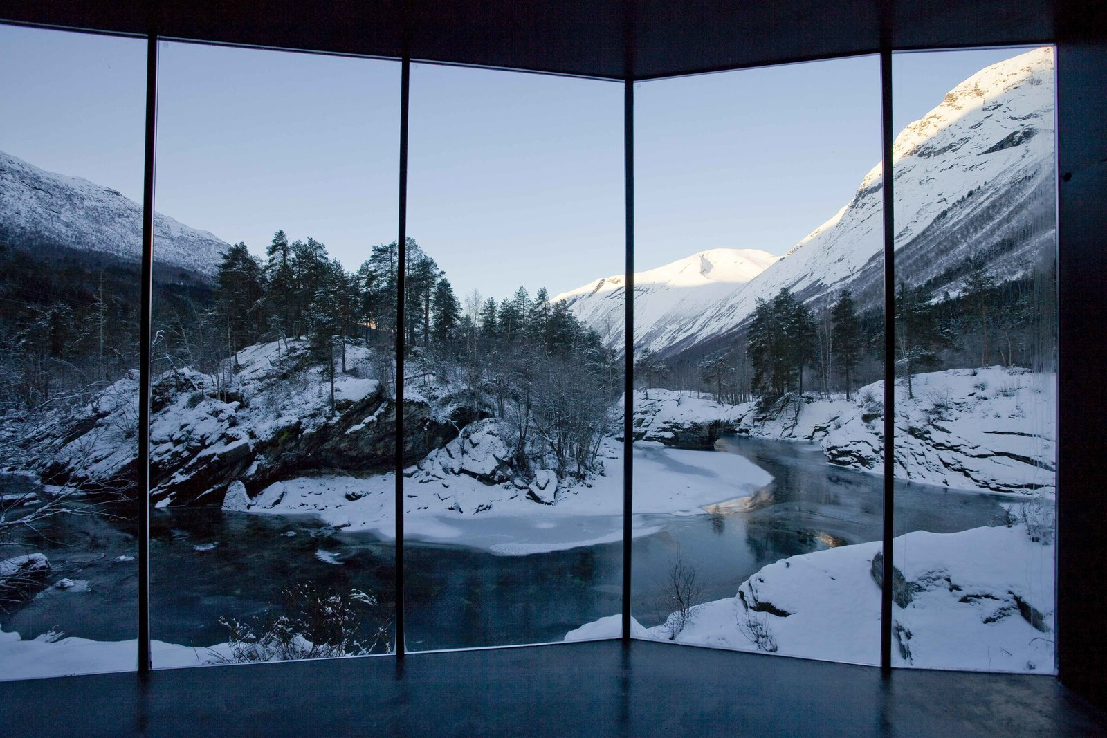 Rustic Cabins Comprise This Impossibly Idyllic Hotel in