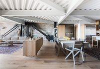 25 Homes With Exposed Wood Beams: Rustic to Modern - Dwell