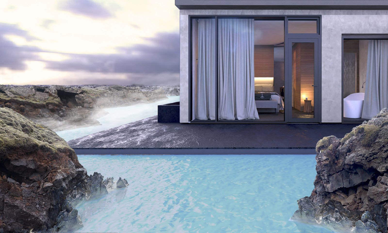 Dive Into the Next Phase of Icelands Blue Lagoon  Dwell