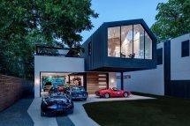 Austin Home Designed Showcase Vintage Car