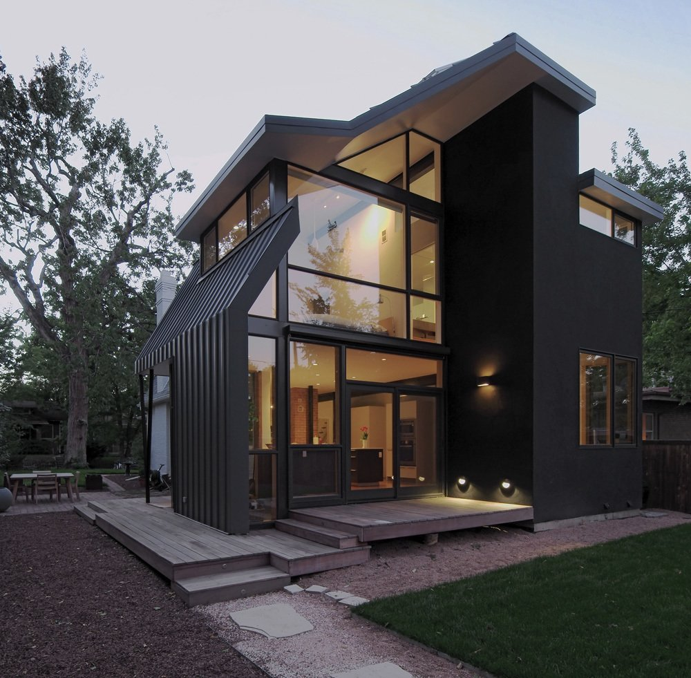 Photo 13 of 16 in 15 Modern Additions to Traditional Homes from A Modern Shadow  Dwell