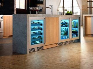 7 Design Tips For a Chef-Worthy Kitchen - Photo 7 of 7 - Perlick wine cooler