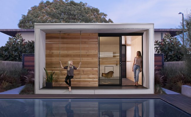 This Tiny Icelandic Inspired Prefab Could Ease The