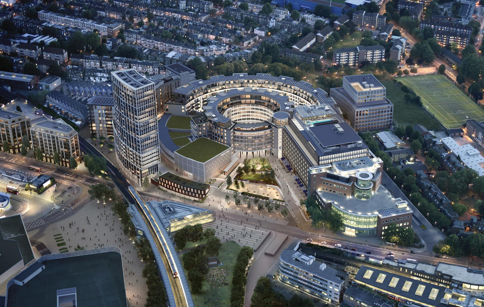 Tv Productions Return To Revamped Bbc Television Centre Industry Trends Ibc