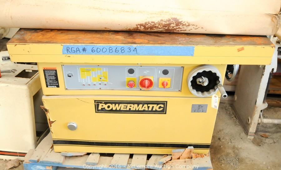Powermatic Model 600