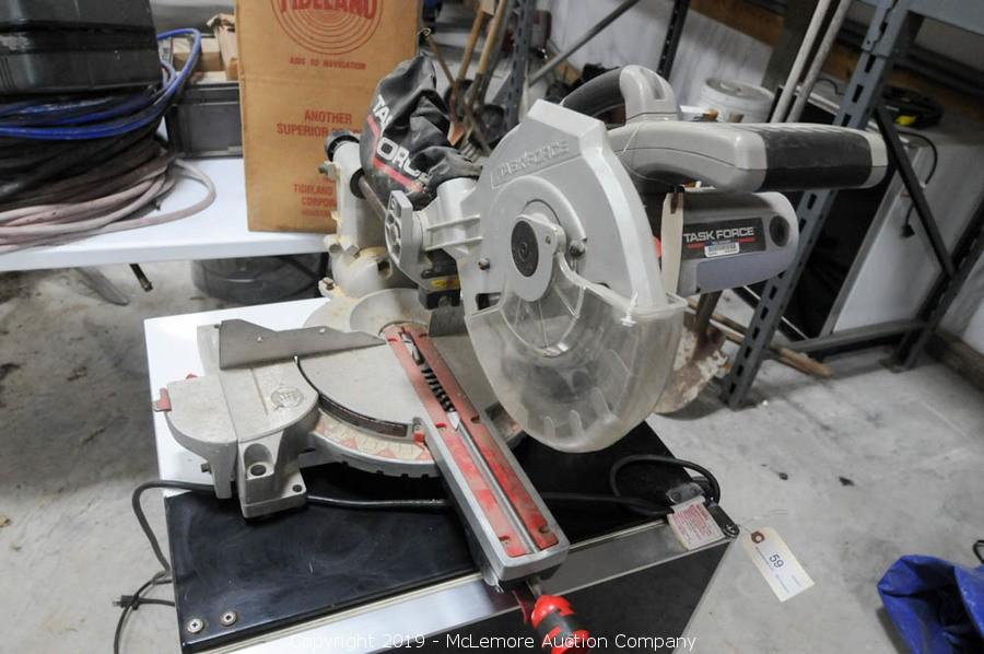Task Force Miter Saw
