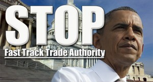 STOP Fast Track Trade Authority