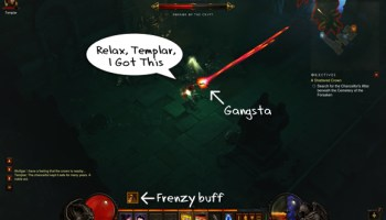 Legendary Bottomless Potions In Reaper Of Souls