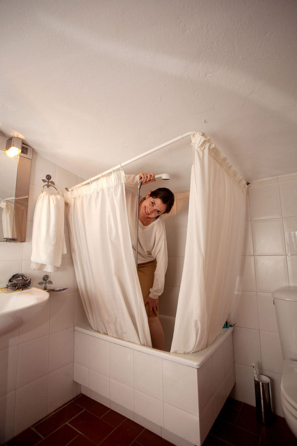 europe's hotel bathrooms: what to expect by rick steves