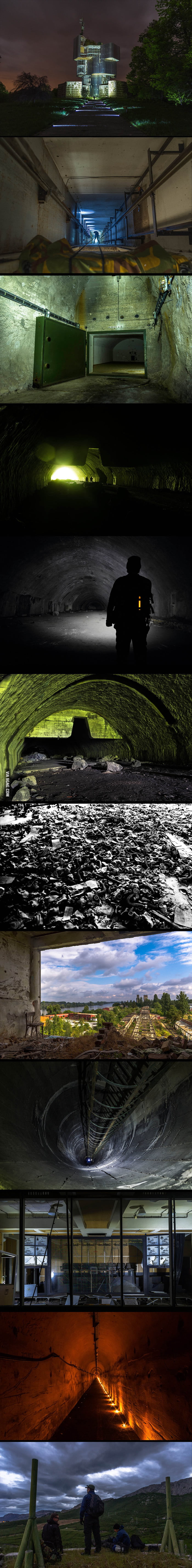 Abandoned locations in Croatia