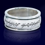Exklusive Geschenke: Herr der Ringe – Der Eine Ring – Rotierend