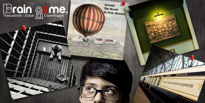 Escape The Room At Brain Game Dubai