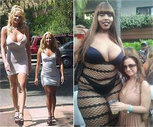 You Won't Believe These Giants Are Actually Real People