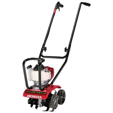 FG110K1AT Honda Power Equipment Mini Tiller Cultivator
