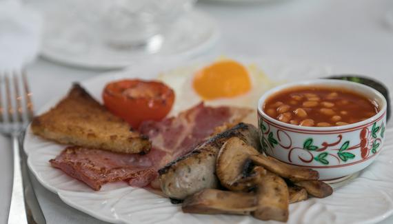 The Summerhouse Bed Breakfast In Oxfordshire Alastair