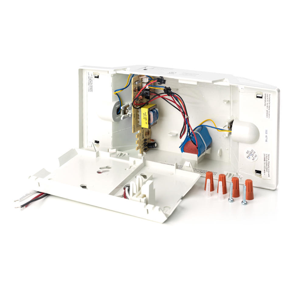 medium resolution of emergency light fixture wiring