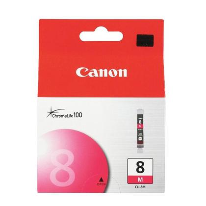 Canon CLI-8M Original Magenta Ink Cartridge (0622B002)